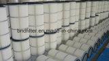 Cartucce di filtro dell'aria di HVAC per il collettore di polveri industriale