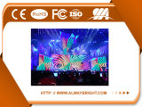 Visualización de LED video de interior del alquiler F-P3.91 de la pared del LED para el alquiler del acontecimiento