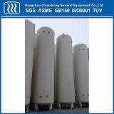 ASME de recipientes a presión vertical del oxígeno del nitrógeno del argón Tanque de almacenamiento de CO2
