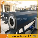 Linha de produção da tubulação do PVC da drenagem da fonte de água
