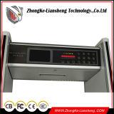 Durchlauf-Metalldetektor-Sicherheits-Befund