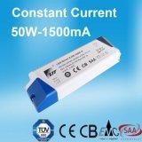 3 Jahre der Garantie-50With1500mA konstante des Bargeld-LED Stromversorgungen-Cer-