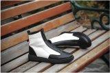 2016 die Mann-beiläufige Schuh-beiläufige Form bereift Großhandelssegeltuch-Schuhe