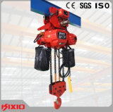 Kixio 10t Electric Chain Hoist met Ce Approval