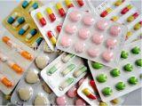 Feuille pharmaceutique de PVC