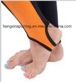 Protetor encapuçado de uma peça só do prurido do `S Lycra das mulheres para o Swimwear, o desgaste dos esportes e o desgaste do mergulho