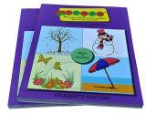 Fabricante de Shenzhen para la impresión del libro de escuela de la educación de los niños