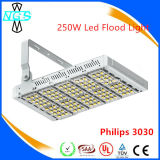 luz de inundação ao ar livre do diodo emissor de luz da microplaqueta de 60-350W IP67 a Philips com preço de fábrica