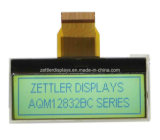 LCD Cog Display, 128X32 Dots Graphic LCD: Aqm12832bc Reeks
