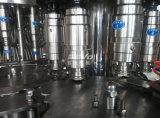 Tipo giratório máquina de enchimento do frasco do animal de estimação da selagem do suco