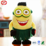 Servi New Type 28cm Moving e Singing Electric Funny Toy