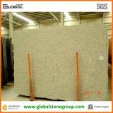 Vrai granit normal du Brésil Giallo Sf pour des partie supérieure du comptoir/tuiles