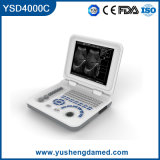 12.1 Inch Convex Laptop Diagnosis Equipos Médicos Ultrasound Scanner