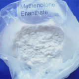 Methenolone Enant CAS 303-42-4 weißes aufbauende Steroid-Puder Primobolan Methenolone Enanthate