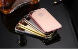 高品質ミラーの背部iPhone 6/6sのためのアルミニウム電話箱