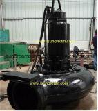 Wq vertikale versenkbare Klärschlamm-Entwässerung-Pumpe