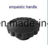 Kundenspezifisches Bakelit PlastikEmpaistic Drehknopf für Maschinen