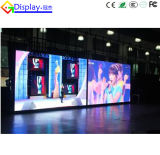 P4 крытый полный шкаф алюминия экрана цвета СИД видео-
