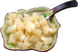 A pera enlatada corta peras enlatadas com preço barato