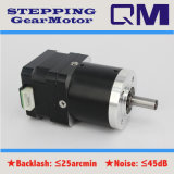 NEMA17 L=26mm Stepping Motor com 1:10 de Gearbox Ratio