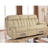 Sofa en cuir de fonction de Recliner (G777#)