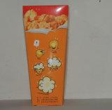 Caisse d'emballage de papier estampée de boîte à maïs éclaté/cadre de empaquetage
