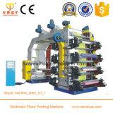 8 Farbe Flexo Drucken-Maschine