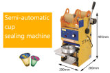 Halbautomatische Plastikcup-Dichtungs-Maschine (BFT05)