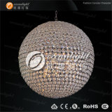 Clear Ball Chandelier Crystal Globe Pendant Lamp Om690