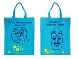 Sacchetto di acquisto non tessuto su ordinazione della stampa di marchio/sacchetto/promozione sacchetto di pubblicità
