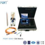 Pqwt-S500 draagbare Multifunctionele Detector van het Water van het Meetinstrument Ondergrondse, 500m