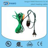 cable térmico de la planta del cable térmico del cable del calor del suelo de la planta de semillero 110V