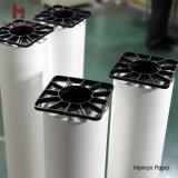 36 '' /44 '' /54 '' /63 '' /64 '' /72 '' de rolo seco rápido de alta velocidade do papel do Sublimation para a tela do Sublimation