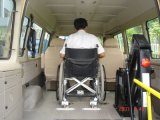 Wheelchair Safety (X-801-1)를 위한 휠체어 Restraint &Tie Down System