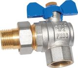 Ball en laiton Valves (A. 7015)
