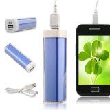 최신 판매 입술 지팡이 휴대용 USB 자동차 충전기