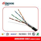 De Europese Van Stanard RoHS Kabel van Ce- Gegevens CAT6
