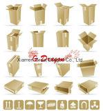 Kraft Single-Wall 또는 Double-Wall 물결 모양 상자 (CCB116)