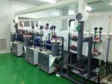 Valvola a sfera dello zoccolo del PVC per il rifornimento idrico con ISO9001