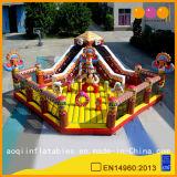 工場価格の高品質の販売(AQ01571)のためのインドのFuncity Infltableの屋内運動場