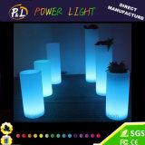 Ändernde dekorative Pfosten-Lampe der Möbel-Lampen-färben LED
