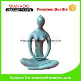 Quemador de aceite de la hornilla de incienso de cerámica del diseño blanco elegante para la venta