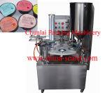Automatische Kaffee-Puder-Kapsel-Plombe und Dichtungs-Maschine