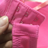Senhoras Atacado Anti-microbiana Design de Moda Lace Bra Underwear