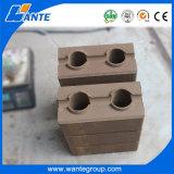 Matériel semi-automatique de machine de fabrication de brique de couplage