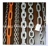 La prova di G70/G80 Hight giù ingiallisce la catena dell'acciaio di collegamento dello zinco