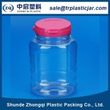 2016 freier Raum Pet Plastic Food Container mit Plastic Lid