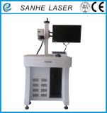 Горячая машина маркировки лазера волокна лазера сбывания YAG для металла гравировки