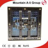 P10 BAD LED voll/einzelne Farbbildschirm-Baugruppe (CER, RoHS bescheinigte)