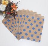 Bolsa de papel del alimento, bolsos del convite del caramelo del cumpleaños, bolsos de papel del favor
